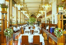French Restaurant in Municipal House, Praha