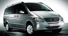 We rent Mercedes Viano